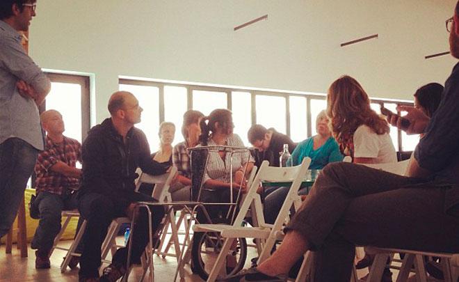 fab session a Milano, il gruppo discute i risultati della vendite dei fiocchi di neve
