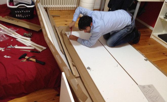 Istruzioni di montaggio quanto sei esperto - Ikea montaggio mobili ...