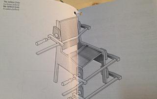 jailbird la sedia in morsa