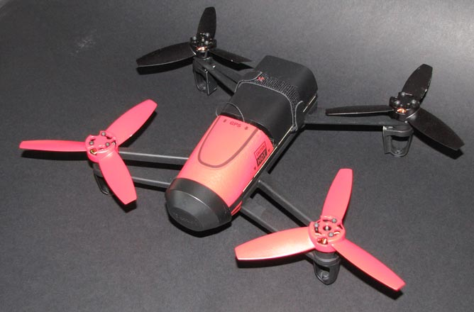 foto di un drone