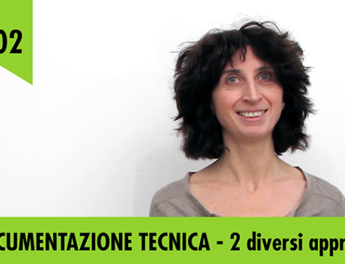 Documentazione tecnica – pillola video #02