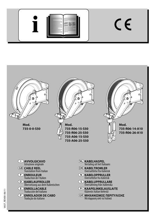 studiodz: la copertina del manuale istruzioni RAASM