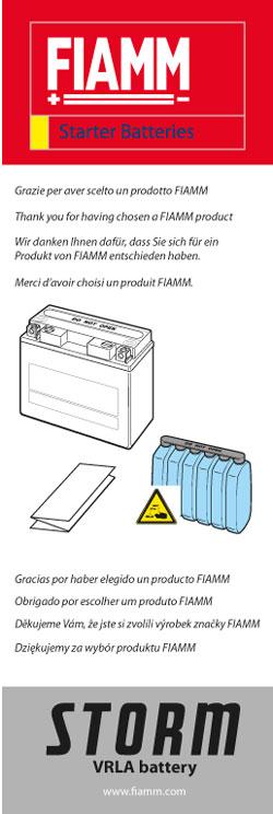 copertina_istruzione batteria storm_FIAMM
