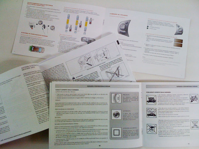 Manuali cartacei