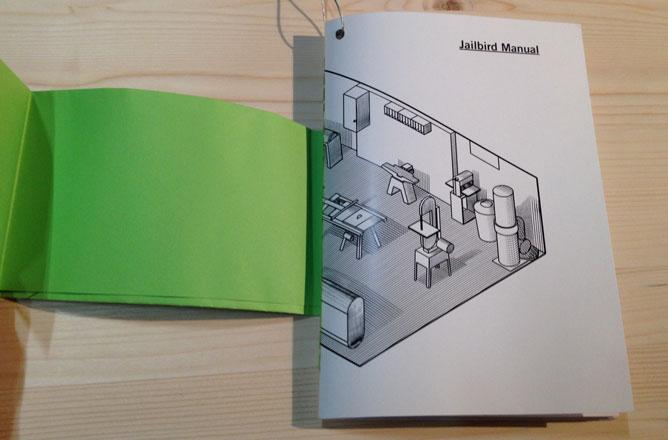 il manuale in esposizione