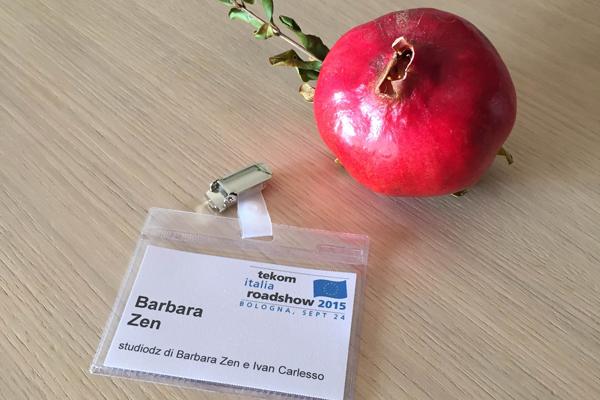badge tekom conference