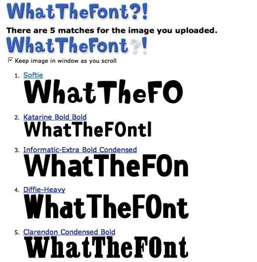 font-trovato