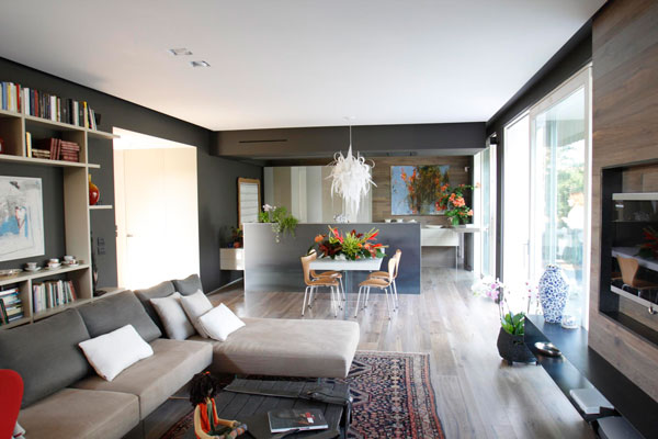 Arredamento e design ad abitare il tempo 2012 for Appartamenti design